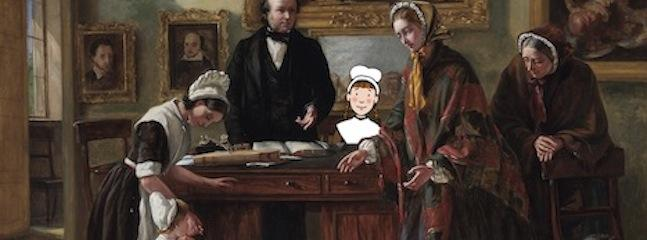 Picturing Hetty Feather at The Foundling Museum