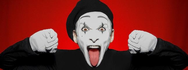 Image Credit: Dark Side of the Mime courtesy of Takomo