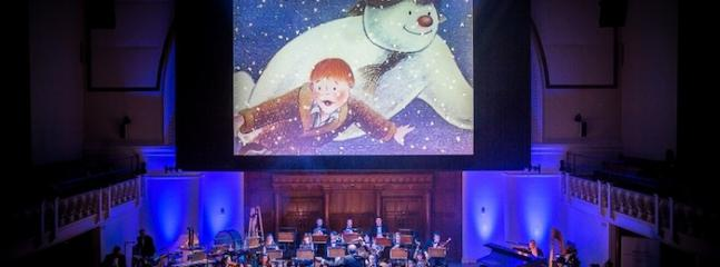 Cadogan Hall - The Snowman and Carnival of the Animals