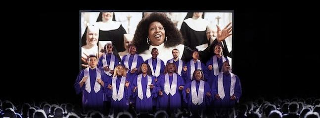 Oh Happy Day! Sister Act Live Choir
