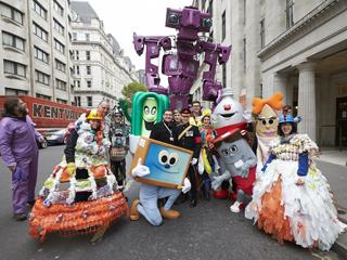 The Lord Mayor's Show: A show like no other!
