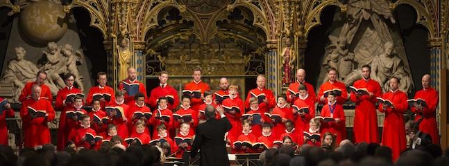 Music at Westminster Abbey 2017-18