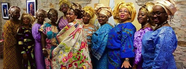The Yoruba Women Choir