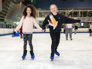 February half term fun at Lee Valley