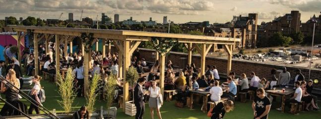 Skylight: London's Most Imaginative Rooftop Destination Returns for 2018!