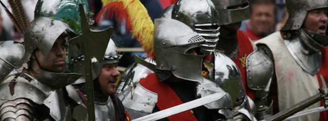 Castle Siege at Arundel Castle this May Bank Holiday
