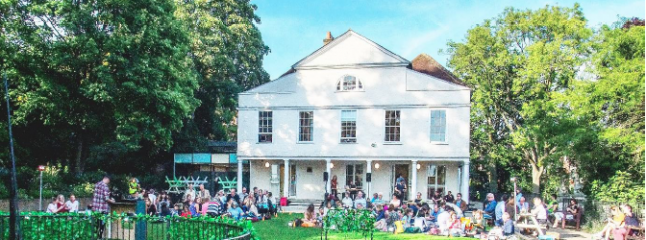 Theatre on the Tea Lawn at Lauderdale House