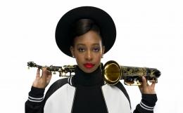 YolanDa Brown - London Jazz Festival at the Barbican