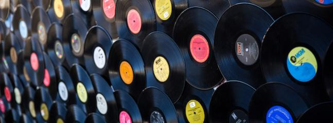 Top 5: Record Stores in Bristol