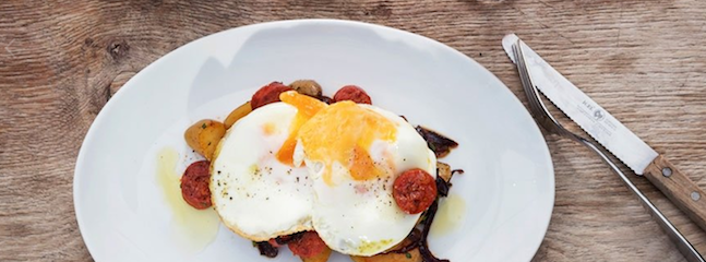 Top 5: Brunches in Oxford