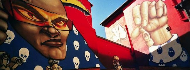 A Guide to Street Art in Brighton