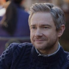 An Interview with Martin Freeman