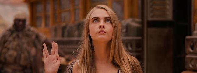 The Big Screen and The Big City: An Interview with Cara Delevingne