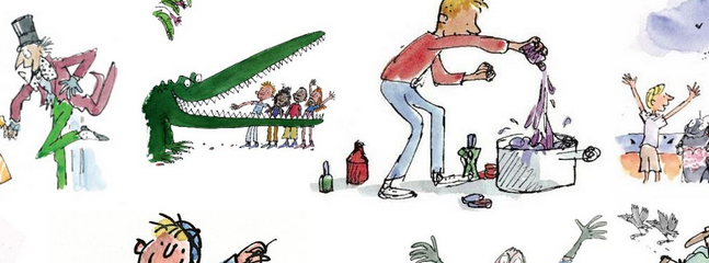 It's Roald Dahl Day: Here's Where to Relive the Magic!