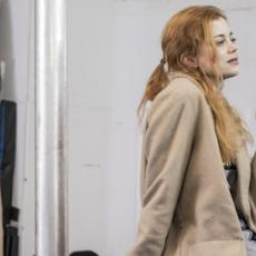 'I feel totally at home in the theatre': an interview with Charlotte Hope
