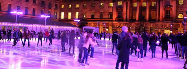Ice, Ice Baby: Top 5 Skate Rinks this Winter
