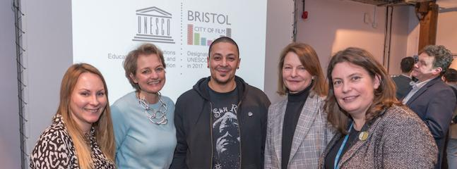 Bristol Begins its Venture as the Newest UNESCO City of Film