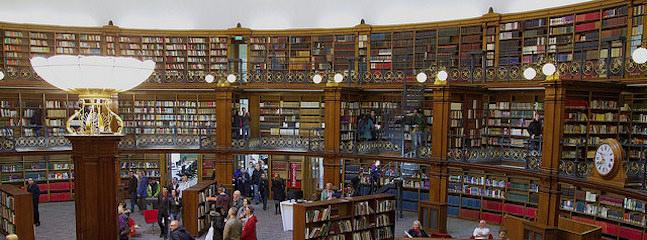 Top 5 Libraries to Visit in the UK