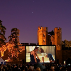 A Guide to Outdoor Cinemas
