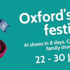 What to See at Oxford's Offbeat Festival