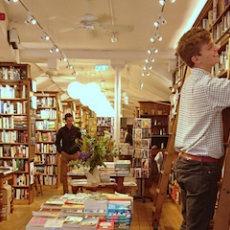 Top 5: Independent Bookshops in Bath