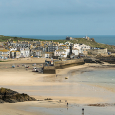 A Literature Lover's Guide to Cornwall