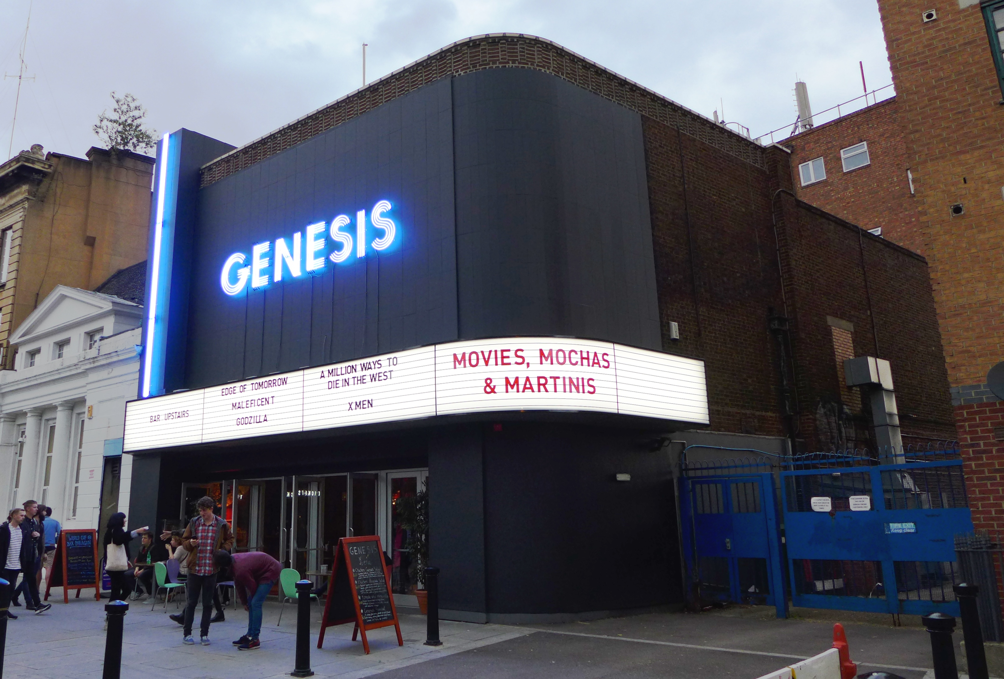 Top 5: Independent Cinemas in London