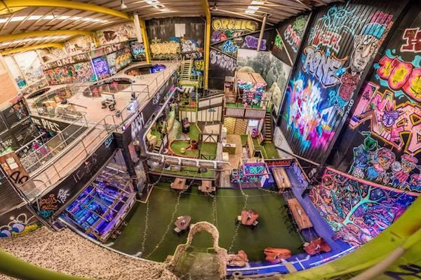 Best Crazy Golf Bars Across The Uk Culturecallingcom