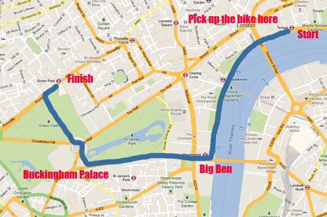 Top five Boris Bike Routes LondonCallingcom