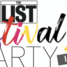Win a pair of tickets to The List Festival Party in London